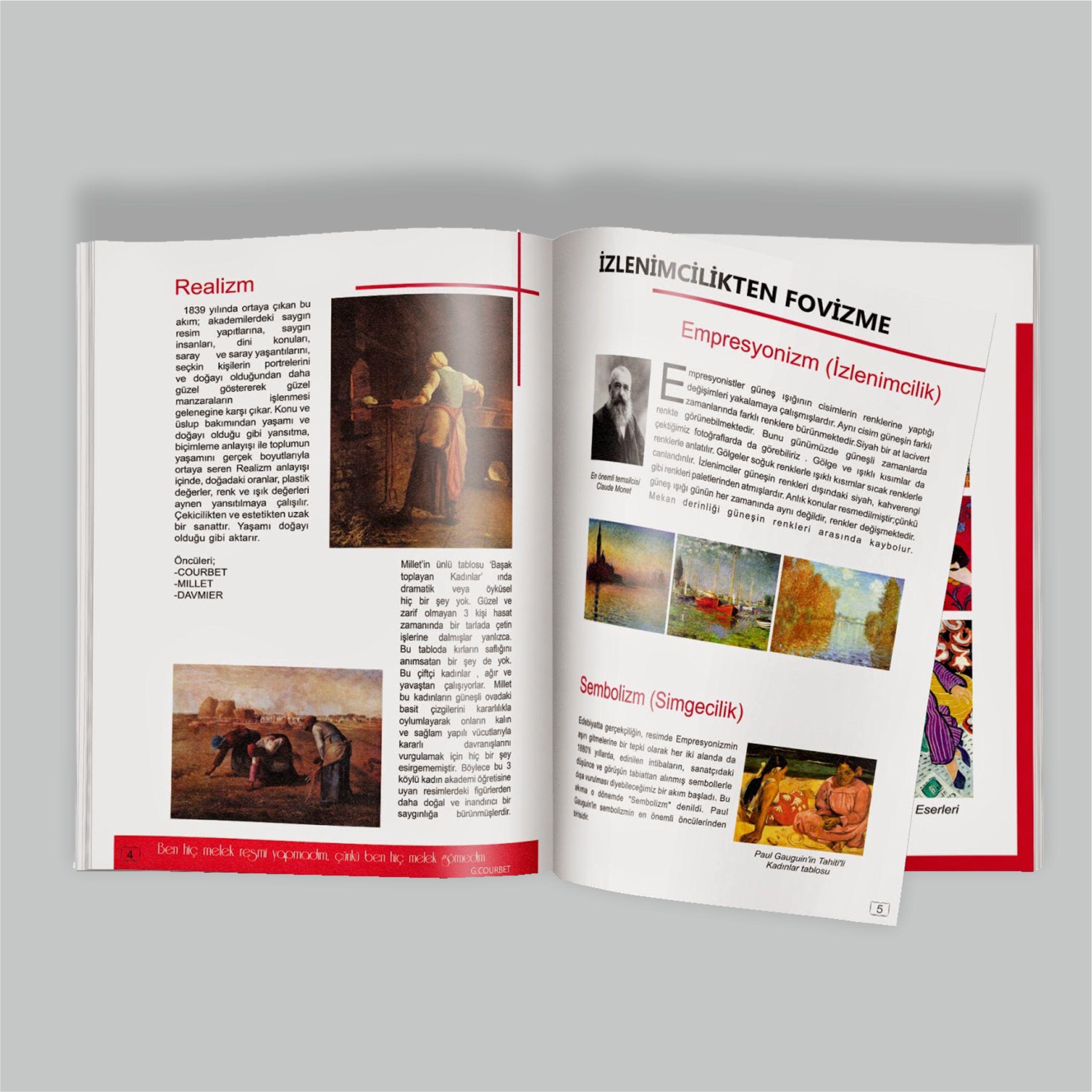 A4 Dergi Basımı